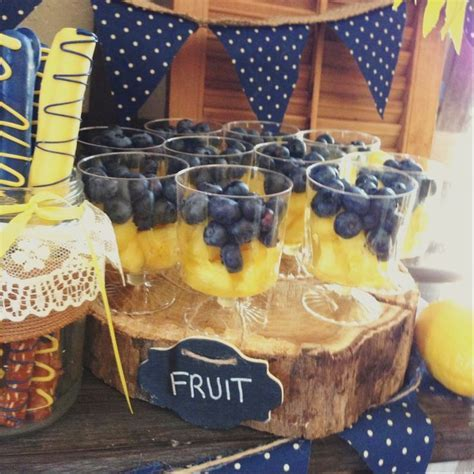 Rustic Sunflower Bridal Shower   Wonderfully Made by