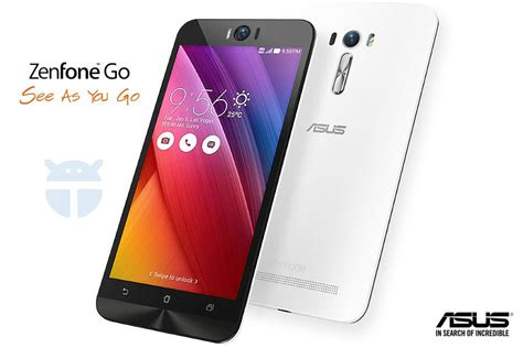 Smartphone Asus Zenfone Go Lollipop Lcd 5 Inch Ram 2gb 16gb asus zenfone go with 5 inch display 8mp launched at rs 7999