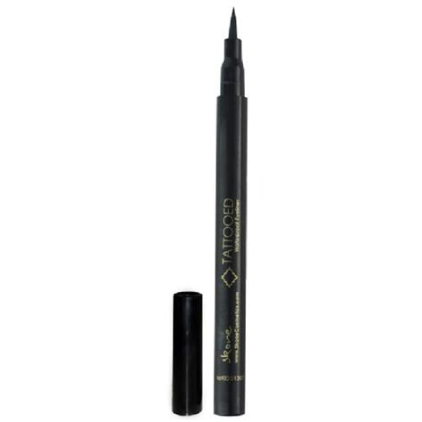 Skone Tattooed Eyeliner | product tattooed waterproof eyeliner by skone cosmetics