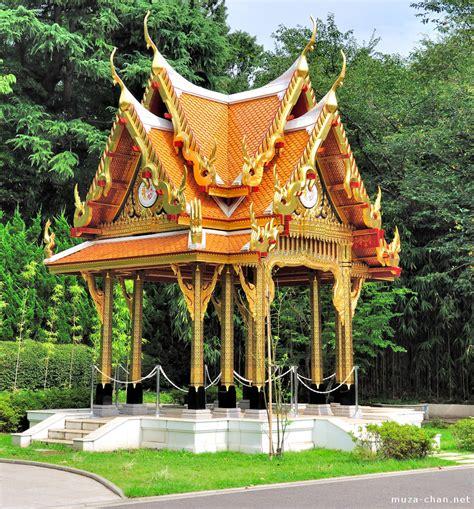 sala thai thai architecture in tokyo sala thai