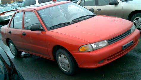 mitsubishi colt 1992 1992 dodge colt information and photos zombiedrive