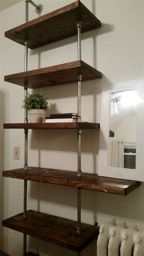 floor to ceiling shelves 10 hacks to make a small room look bigger