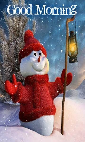 good morning happy snowman  lantern pictures   images  facebook tumblr