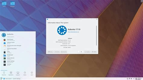 escritorio kde plasma los usuarios de kubuntu 17 10 ahora pueden actualizar a