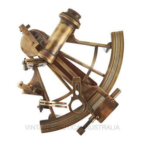 sextant marine sextant nautical royal marine brass antique finish