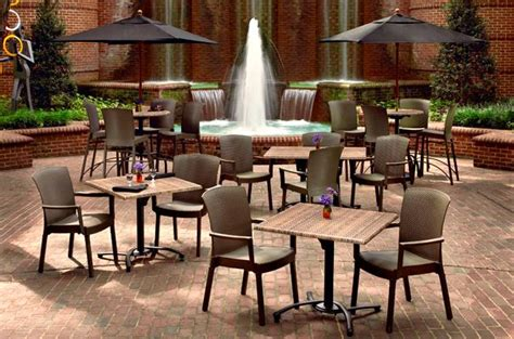 commercial patio chairs classic collection commercial outdoor patio