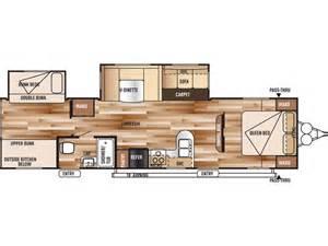 Salem Campers Floor Plans Forest River Salem Models Floor Plans
