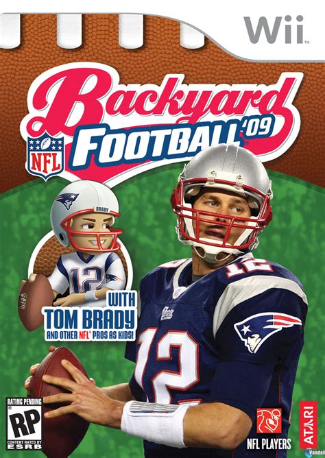 backyard football roster backyard football 09 wii review any game