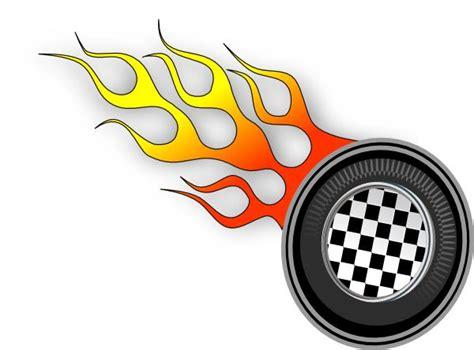 Truck Wheels Clipart Race Track Clip Racing Wheels Clip Vector Clip