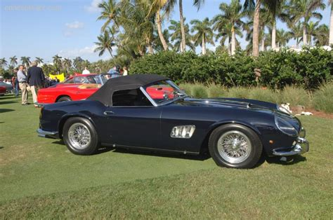 250 gt california value auction results and sales data for 1961 250 gt