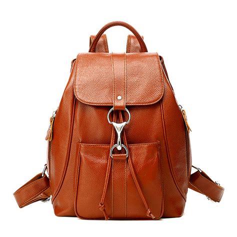 mochilas mujer cuero comprar bolsos de piel billeteras y mochilas de cuero
