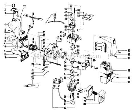 stihl fs55r parts diagram stihl fs45 engine diagram stihl hs45 diagram wiring