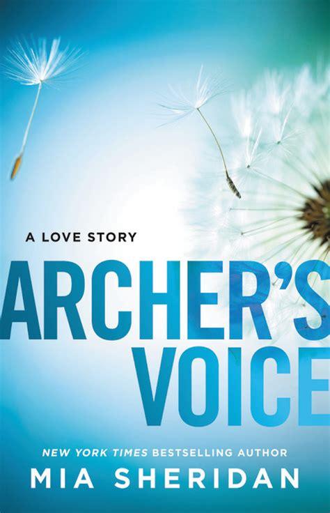 Novel Archers Voice book review archer s voice by is a