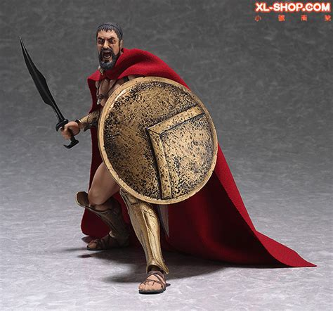 Max Factory Smile Figma 270 300 Leonidas King Of Sparta Figure max factory figma 270 300 leonidas