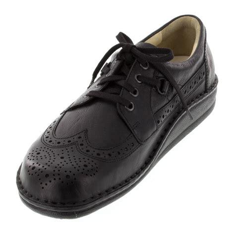 finn comfort york finn comfort york leather black shoes happyfeet com