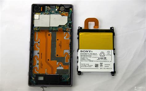 Battery Battre Battry Sony Z1 xperia z1 disassembly guide xperia