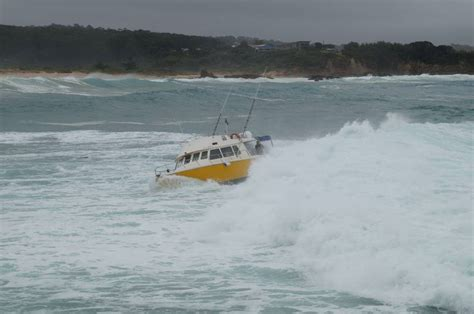 rough ride for bermagui charter boat gallery video - Rough Boat Ride