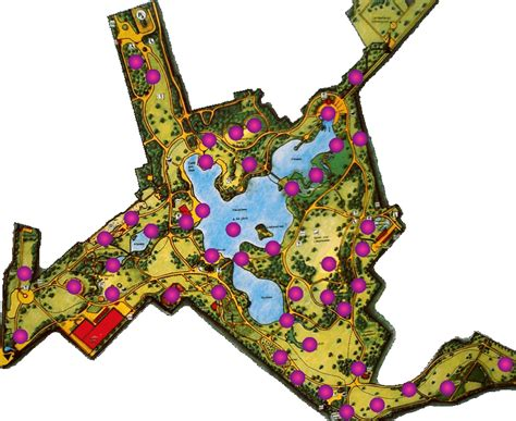 Britzer Garten Plan by Britzer Garten
