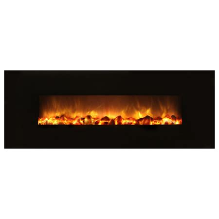 modern flames electric fireplace modern flames 40 quot slim no heat electric fireplace
