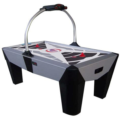 triumph and air hockey table triumph sports 7 air hockey table 168034 at sportsman