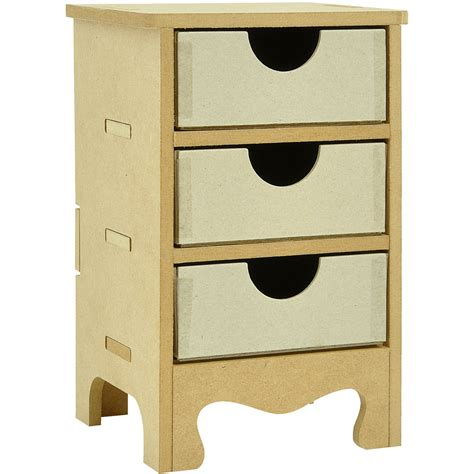 Mdf Drawers by Beyond The Page Mdf 3 Drawer Mini Boy Dresser Home