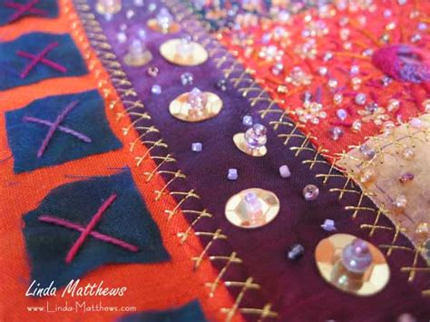 how to bead on fabric how to sew onto fabric so they don t fall