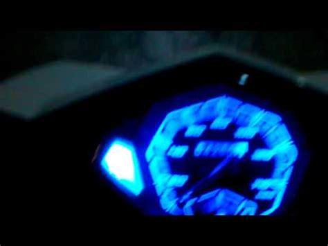 Lu Led Motor Mio M3 pasang lu tembak led mio m3