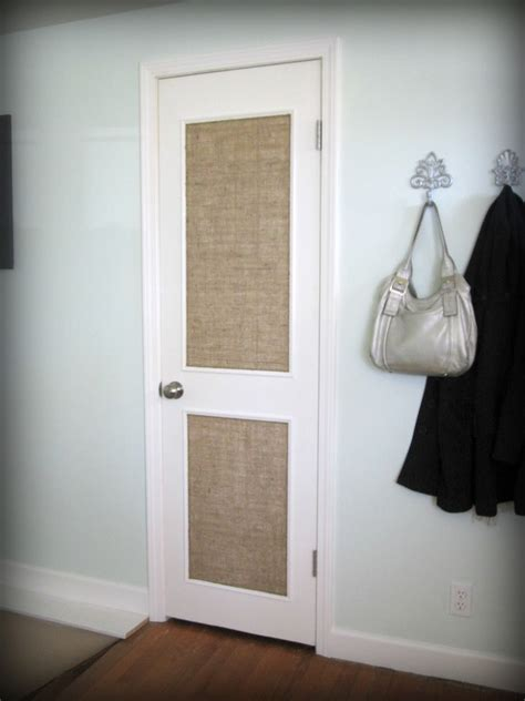 Adding Trim To Bifold Closet Doors - remodelaholic 40 ways to update flat doors and bifold doors
