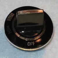 frigidaire range oven stove knob knob shopper