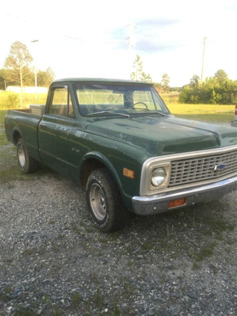 1969 70 71 72 chevy truck c 10 bed