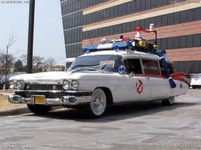 1959 Cadillac Professional Chassis Ecto 1 Ghostbusters Italia
