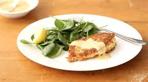 chicken or veal parmigiana recipe martha stewart parmesan and parsley crusted chicken video martha stewart