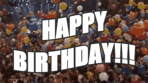 Find By Birthday Birthday Gif By Happy Birthday Find On Giphy
