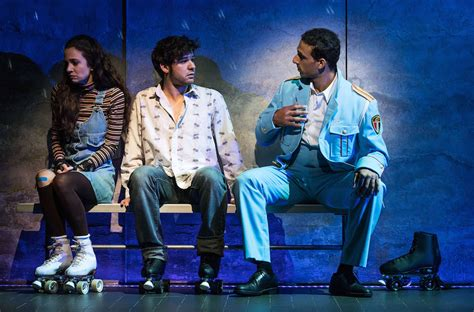 An American Play On Broadway An Israeli American Plays An In The Band S Visit