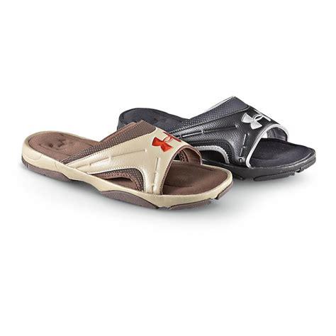 slide sandals s armour 174 chesapeake slide sandals 200005