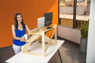 portable desk clever portable desks meant to increase comfort and