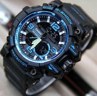 Jam Tangan G Shockgshock Ga100 Hitam List Merah jam tangan g shock gg 1000 mudmaster delta jam tangan