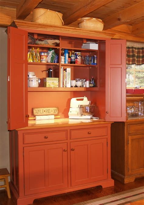 A Working Pantry by The Working Pantry Baking Center Eclectic Kitchen