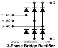 3 phase diode bridge dictionary of electronic and engineering terms rec