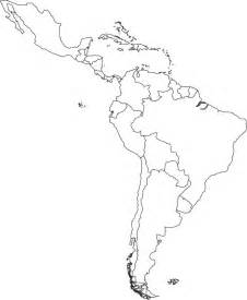 fill in the blank map of south america printable map central south america world map gt
