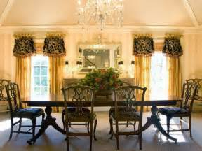 Curtains Dining Room by Drape The Dining Room Basic Guides And Styles For