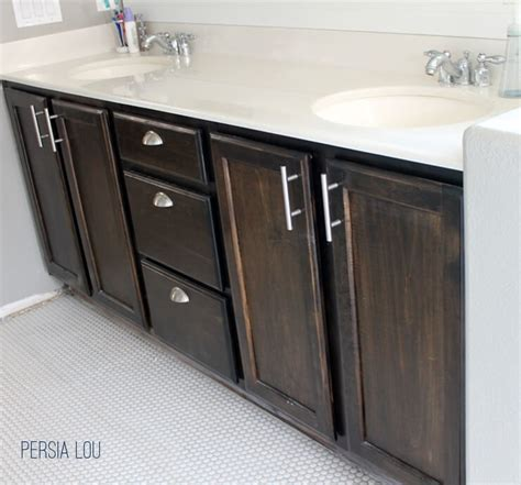 staining bathroom cabinets staining bathroom cabinets 28 images gel staining