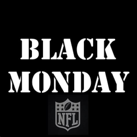 Black Monday Mba by Nfl S Black Monday Started On Sunday Coach And Gm