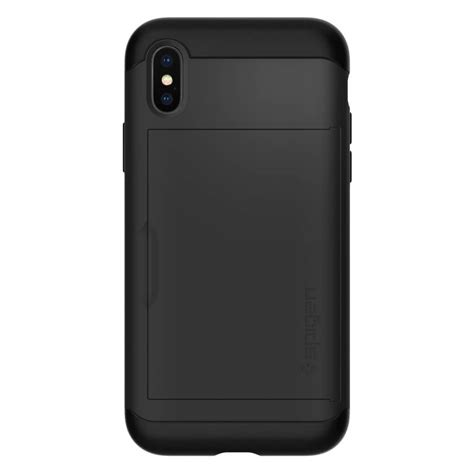 Slim Armor Spigen spigen 174 slim armor cs 057cs22155 iphone xs x