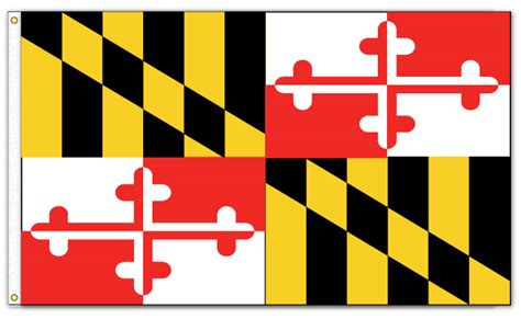 Search State Of Maryland Maryland Flag Images