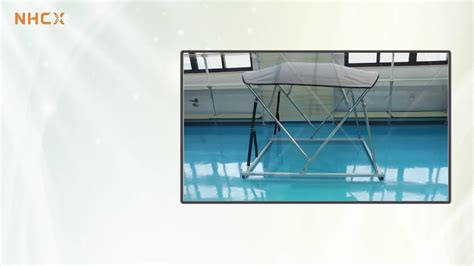 boat canopy stainless steel 4 bow boat top cover stainless steel frame boat canopy