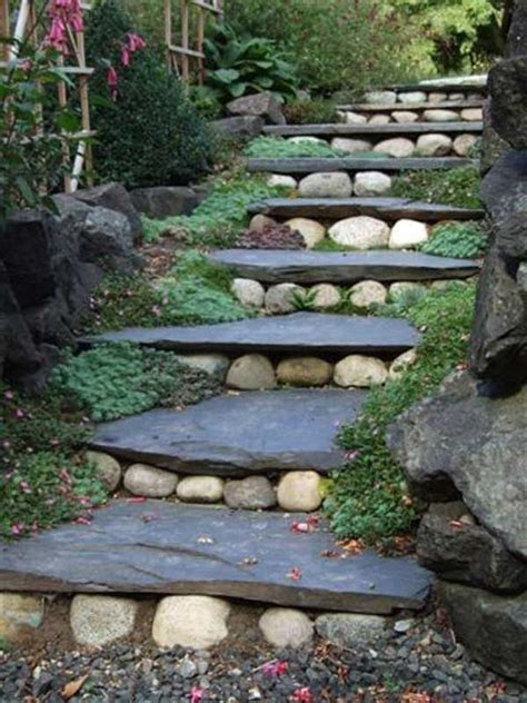 Stepped Garden Design Ideas 25 Best Ideas About Garden Stairs On Garden Steps Outdoor Steps And Outdoor Stairs