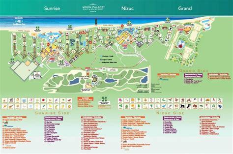 palace resort cancun map my honest moon palace cancun review 2018 the playa