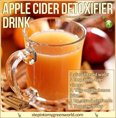 Apple Cinnamon Honey Detox by Detox Drinks Drinks For Weight Loss And Detox On
