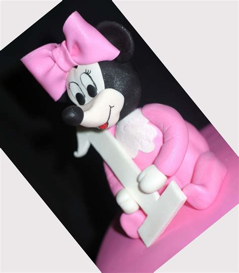 Topper Cake Minnie Mouse minnie mouse cake topper